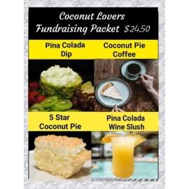 Coconut Lovers Set
