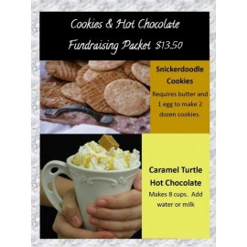 Cookies and Hot Chocolate Package