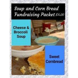 Soup and Cornbread Package
