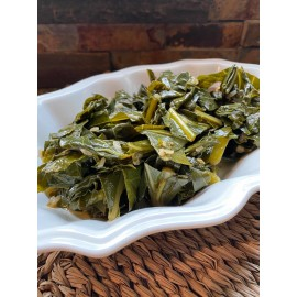 Southern Style Mustard Greens