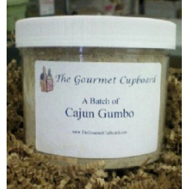 Cajun Gumbo Batch Jar