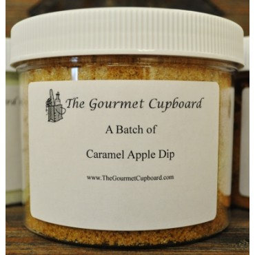 Caramel Apple Dip Batch Jar