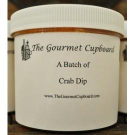 Crab Dip Batch Jar