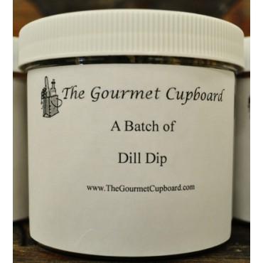 Dill Dip Batch Jar