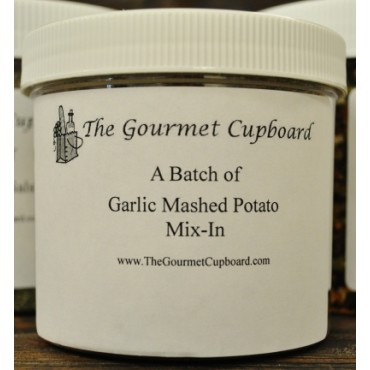 Garlic Mashed Potato Mix-In Batch Jar - Gluten Free