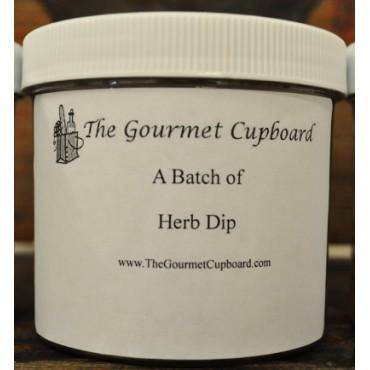 Herb Dip Batch Jar