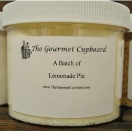 Lemonade Pie Batch Jar