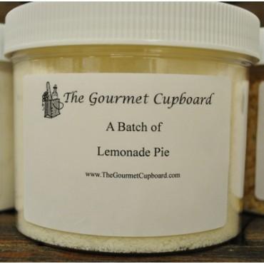 Lemonade Pie Batch Jar - Gluten Free