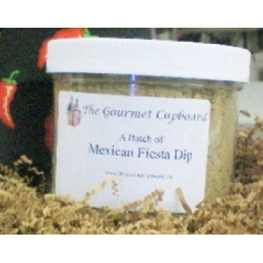 Mexican Fiesta Dip Batch Jar