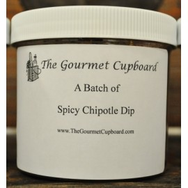 Spicy Chipotle Dip Batch Jar
