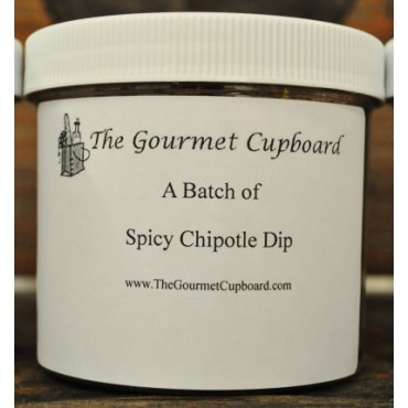 Spicy Chipotle Dip Batch Jar