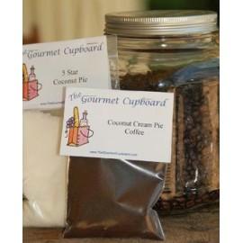 Coconut Cream Pie Coffee (1 Pound)