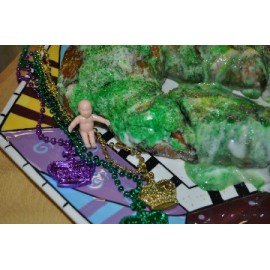 Mardi Gras King Cake Mix