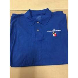 2x Polo Shirt- Blue