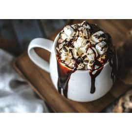 English Toffee Hot Chocolate