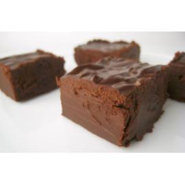 5 Minute Microwavable Chocolate Fudge Mix