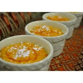 Diabetic Friendly Carrot Soufflé Mix