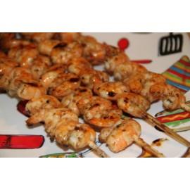 Honey Grilled Shrimp Mix
