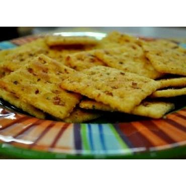 Spicy Saltine Cracker Mix- Gluten Free