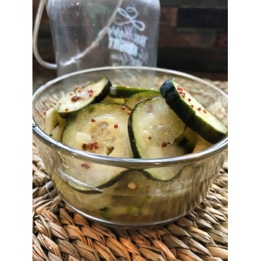 Bread and Butter Pickles - Gluten Free