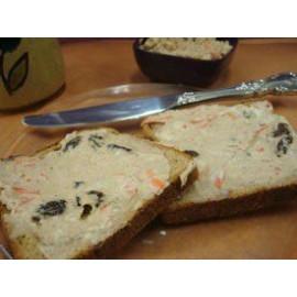 Carrot and Raisin Cheesecake Spread Mix - Gluten Free
