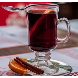 Hot Spiced Cider/Wine Mix